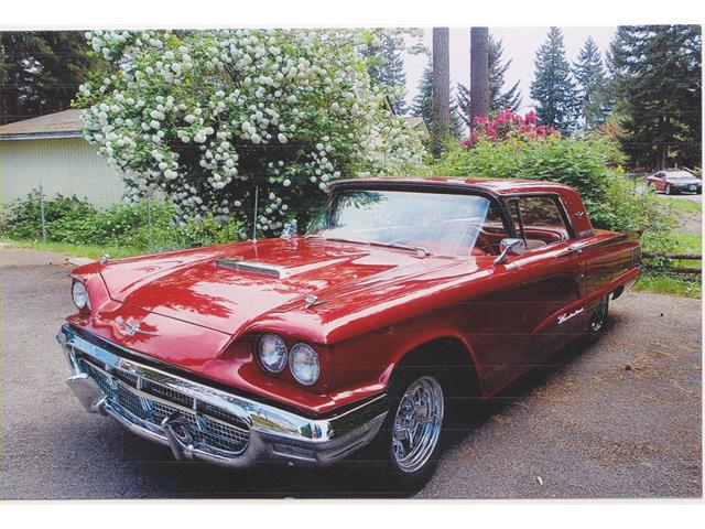 1960 Ford Thunderbird (CC-1199117) for sale in Bonney Lake, Washington