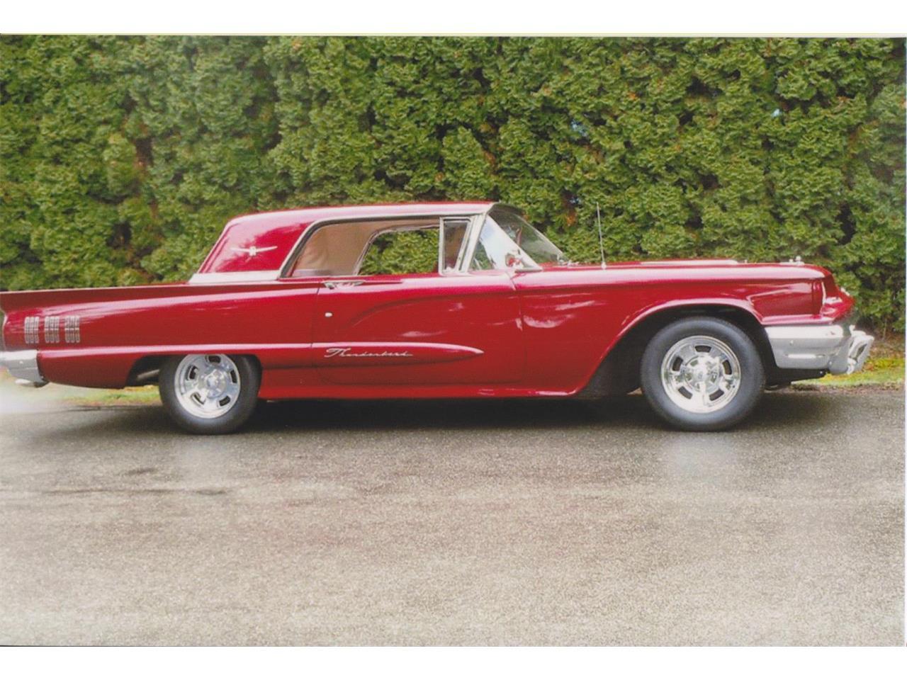 1960 Ford Thunderbird (CC-1199117) for sale in Bonney Lake, Washington