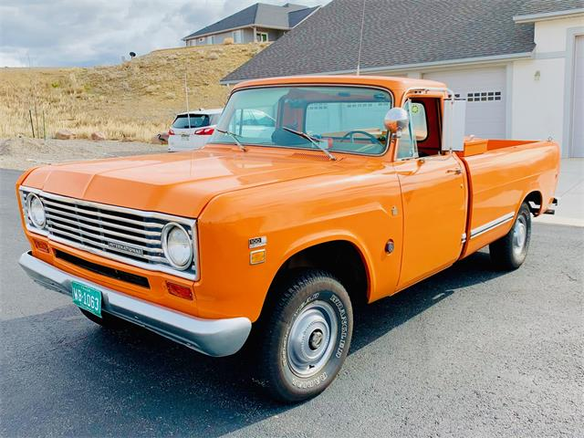 1974 International 1/2 Ton Pickup (CC-1199119) for sale in Montrose, Colorado
