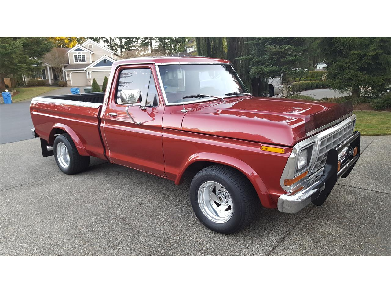 1976 Ford F150 (CC-1199311) for sale in Puyallup, Washington