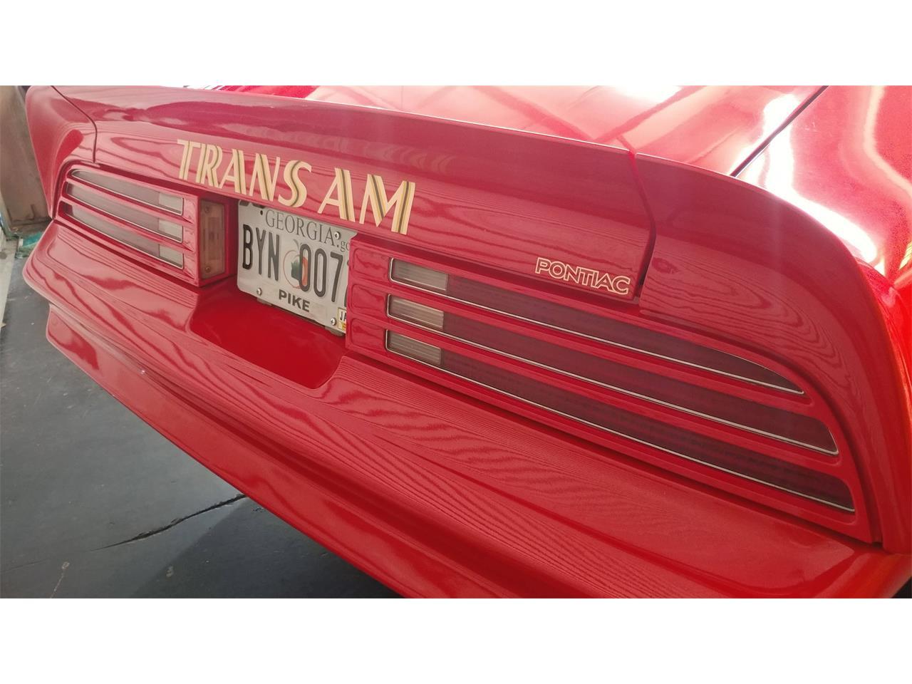 1977 Pontiac Firebird Trans Am (CC-1199330) for sale in Jacksonville, Florida