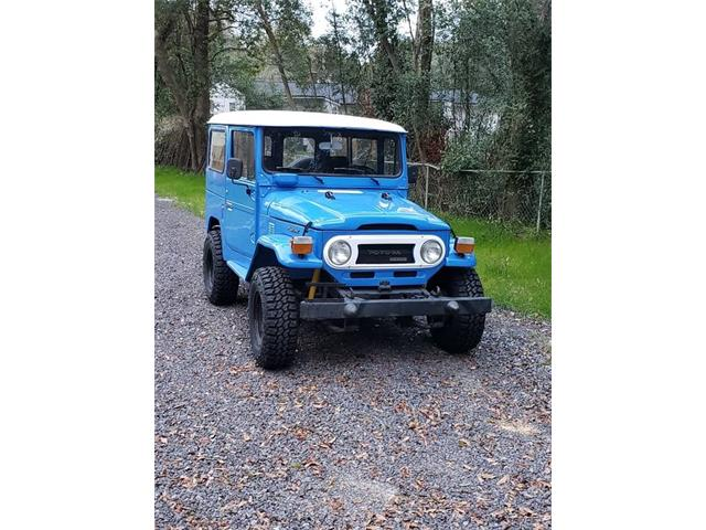 1977 Toyota Land Cruiser BJ40 (CC-1199357) for sale in Jacksonville, Florida