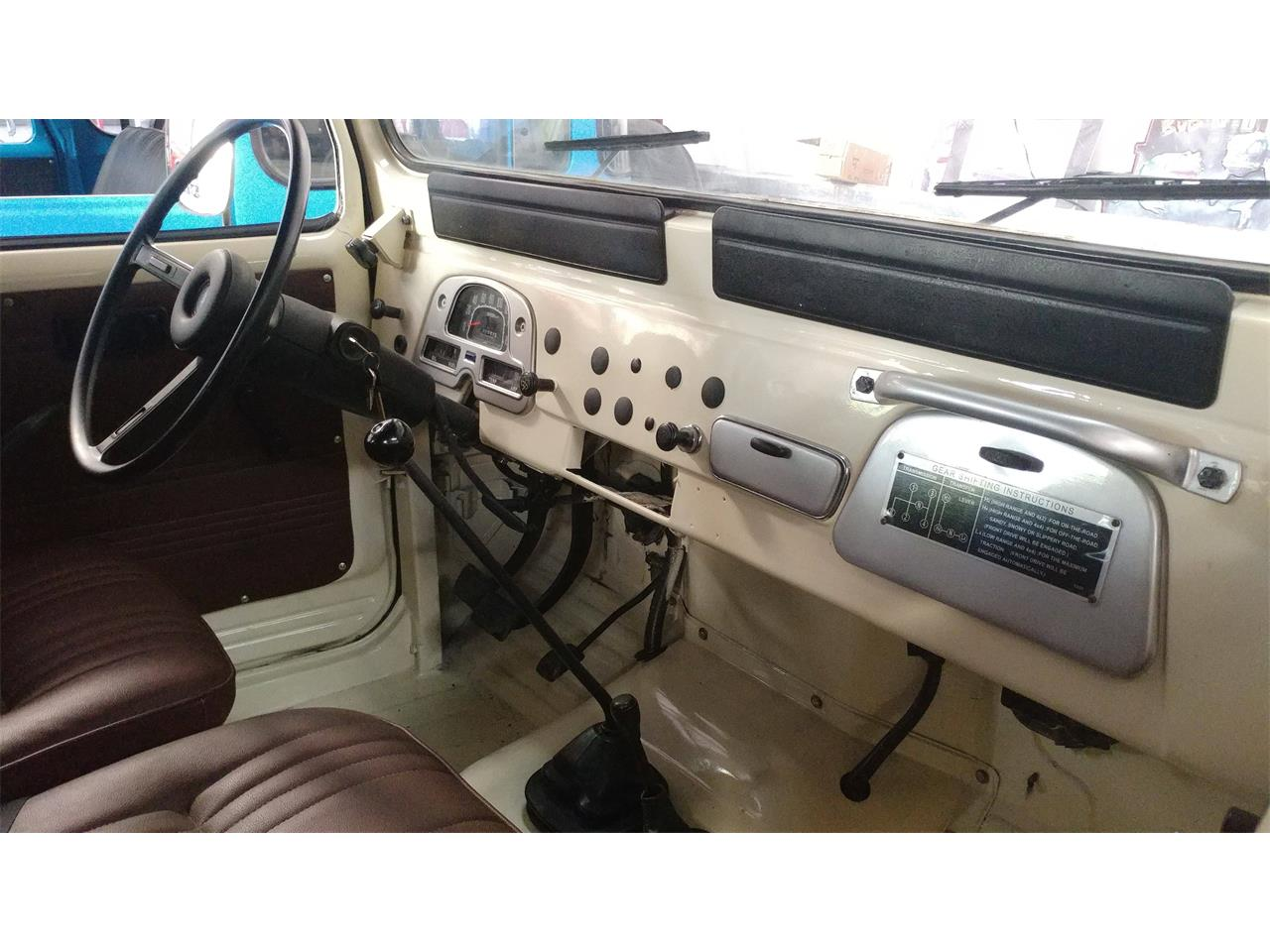 1977 Toyota Land Cruiser FJ40 (CC-1199359) for sale in Jacksonville, Florida