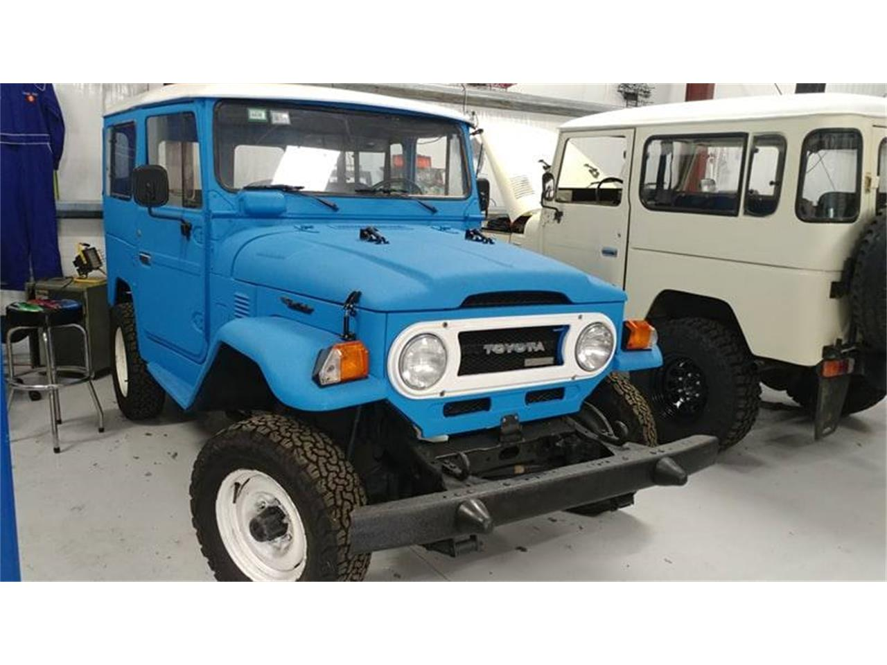 1975 Toyota FJ Cruiser (CC-1199360) for sale in Jacksonville, Florida