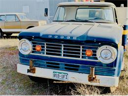 1966 Dodge D300 (CC-1199370) for sale in MONTROSE, Colorado