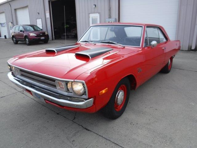 1972 Dodge Dart Swinger (CC-1199372) for sale in Milford, Ohio