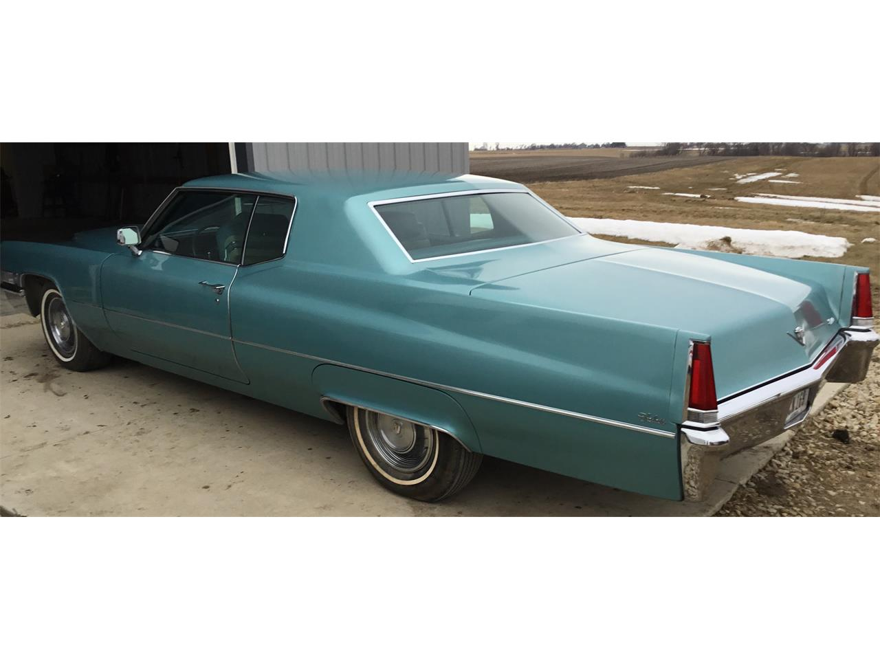 1969 Cadillac Calais (CC-1199373) for sale in Panora, Iowa