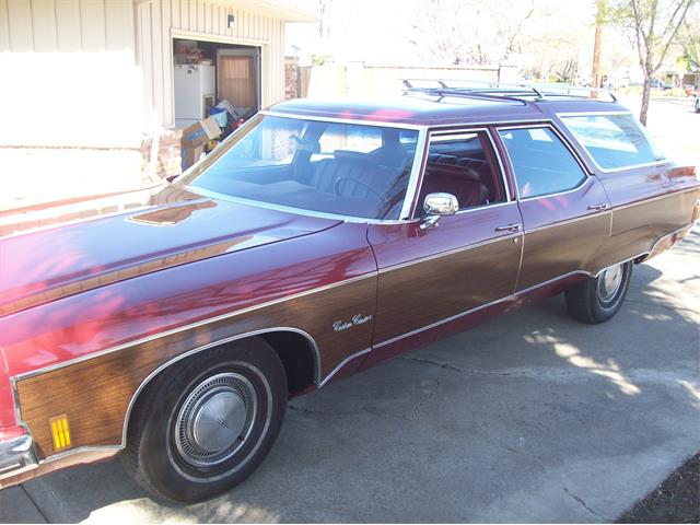 1973 Oldsmobile Custom Cruiser (CC-1199383) for sale in Tracy, California