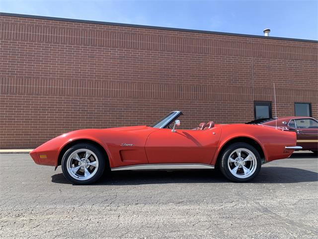 1973 Chevrolet Corvette (CC-1199385) for sale in Geneva , Illinois