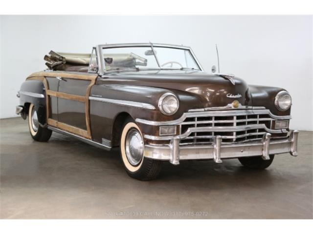 1949 Chrysler Town & Country (CC-1199402) for sale in Beverly Hills, California