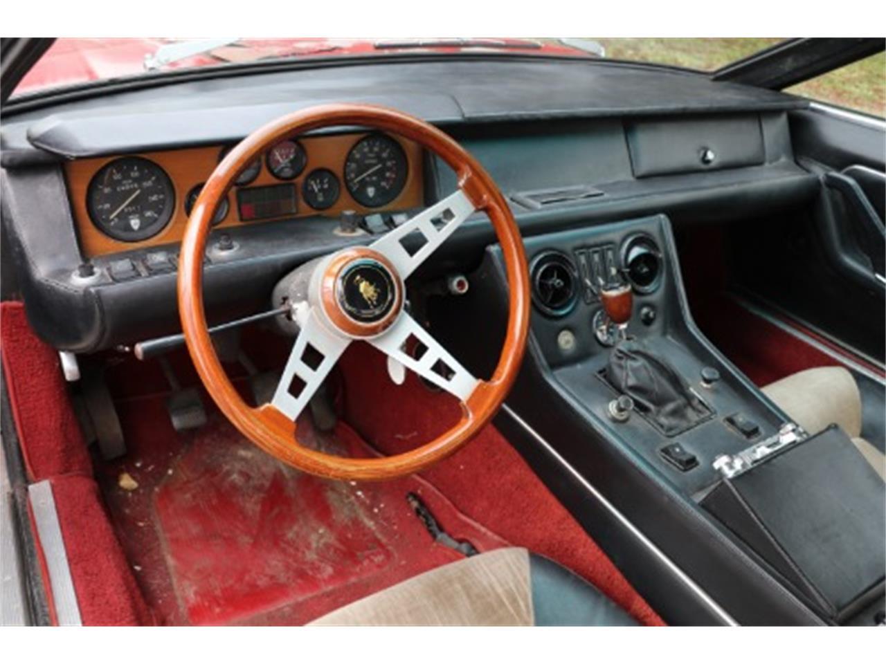 1973 Lamborghini Jarama 400 (CC-1199483) for sale in Astoria, New York