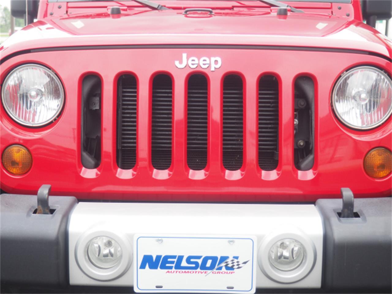 2012 Jeep Wrangler (CC-1199550) for sale in Marysville, Ohio