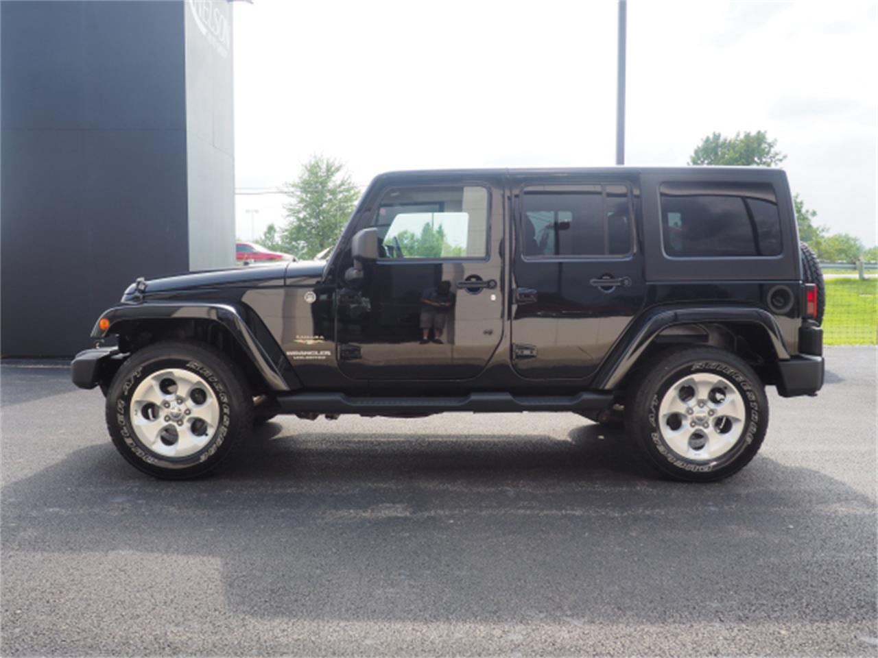 2013 Jeep Wrangler (CC-1199551) for sale in Marysville, Ohio