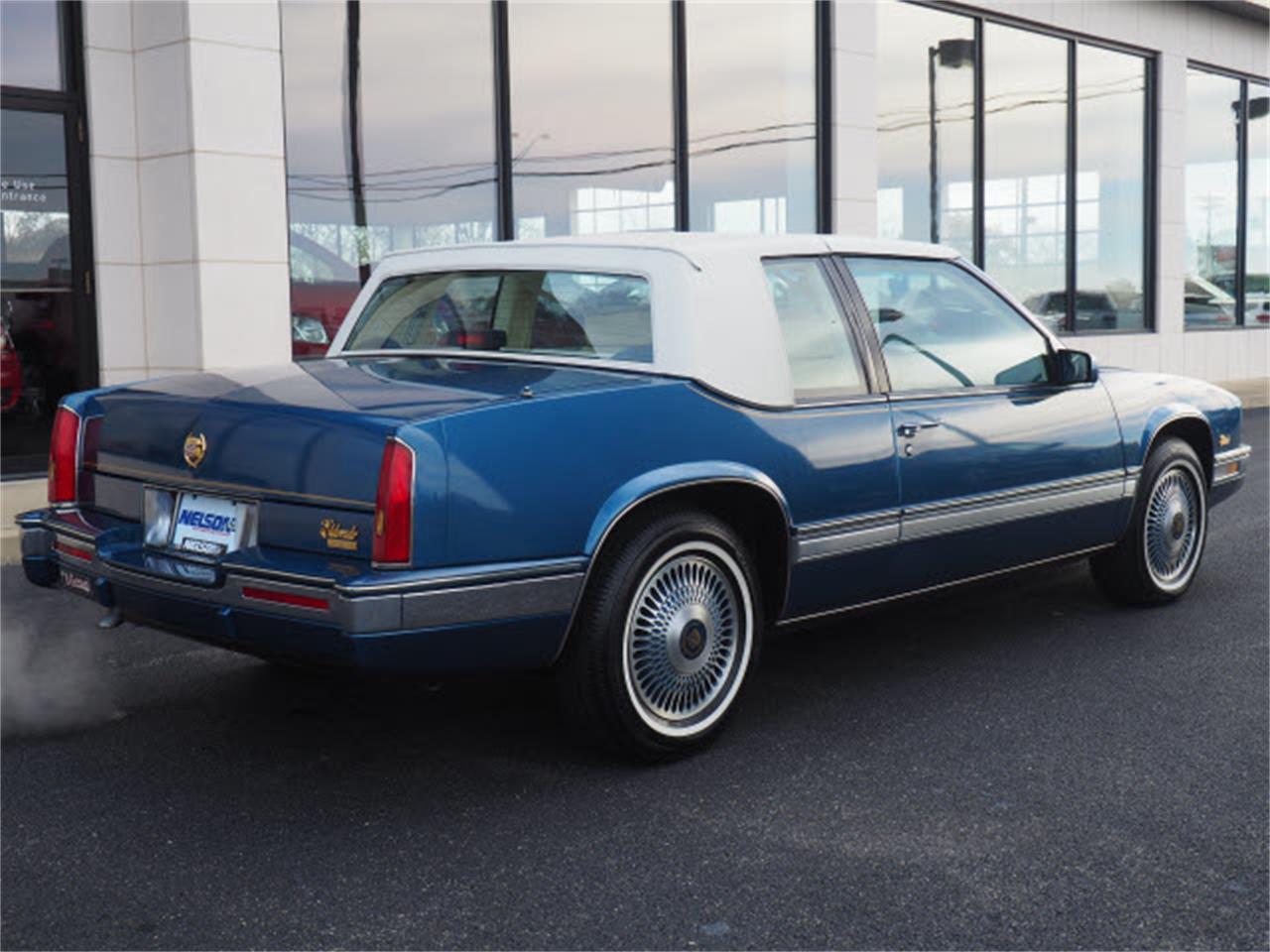 1989 Cadillac Eldorado (CC-1199558) for sale in Marysville, Ohio