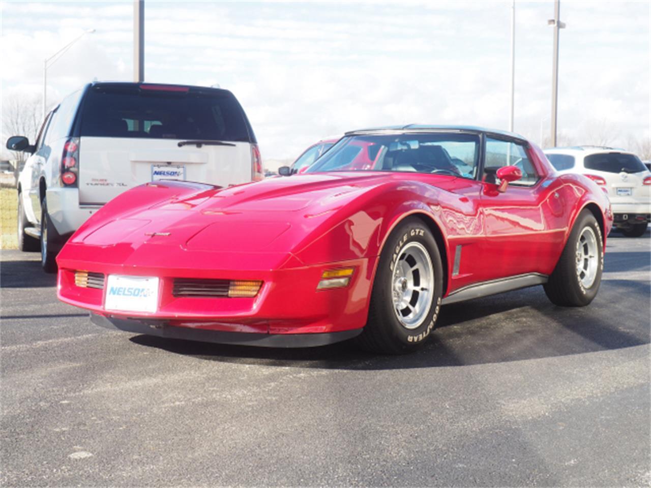 1981 Chevrolet Corvette (CC-1199564) for sale in Marysville, Ohio