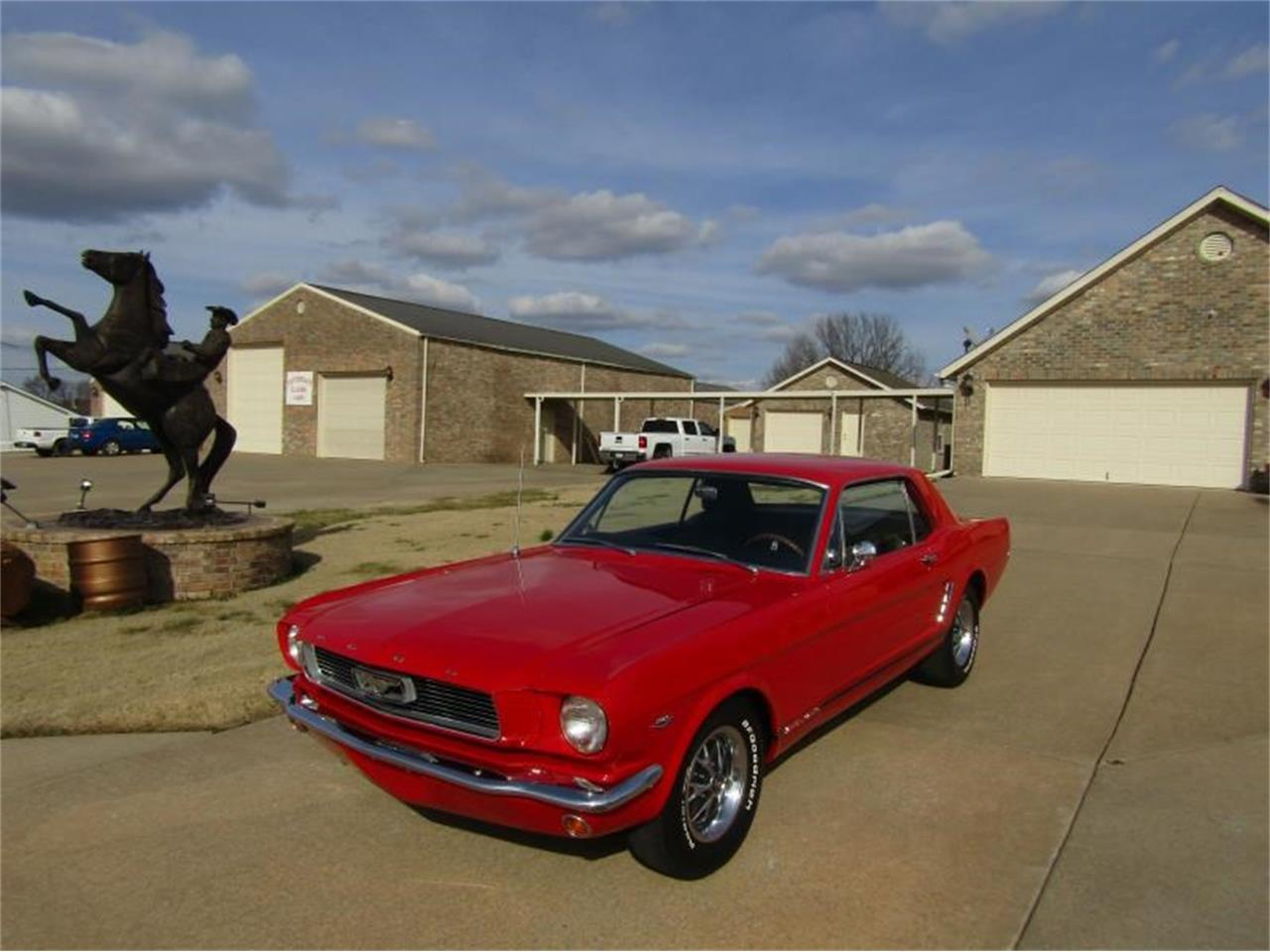 1966 Ford Mustang (CC-1199568) for sale in Colcord, Oklahoma