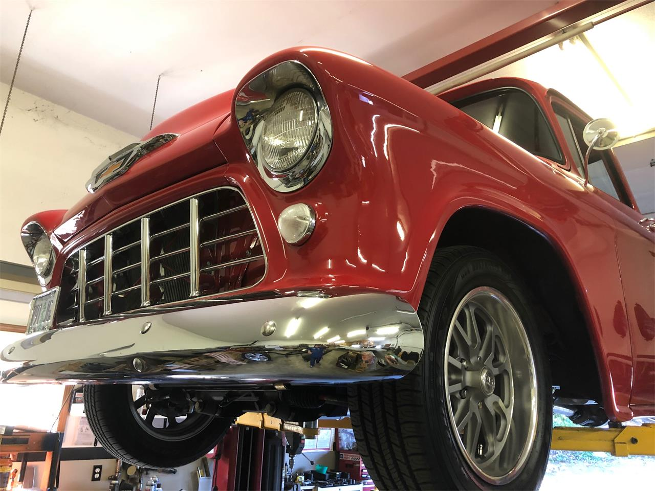 1955 Chevrolet 3100 (CC-1199582) for sale in Albany, Oregon