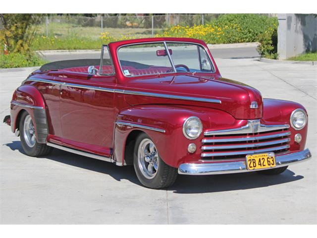 1948 Ford Deluxe (CC-1199583) for sale in san diego, California