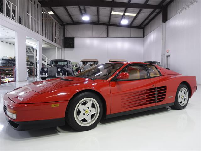 1990 Ferrari Testarossa (CC-1199604) for sale in St. Louis, Missouri