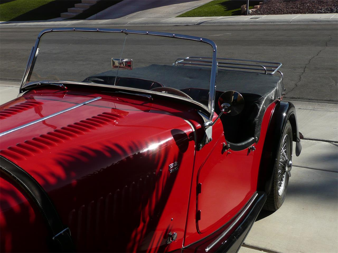 1962 Morgan Roadster (CC-1199614) for sale in Dallas, Texas