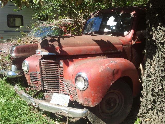 1948 International KB2 (CC-1190097) for sale in Carnation, Washington