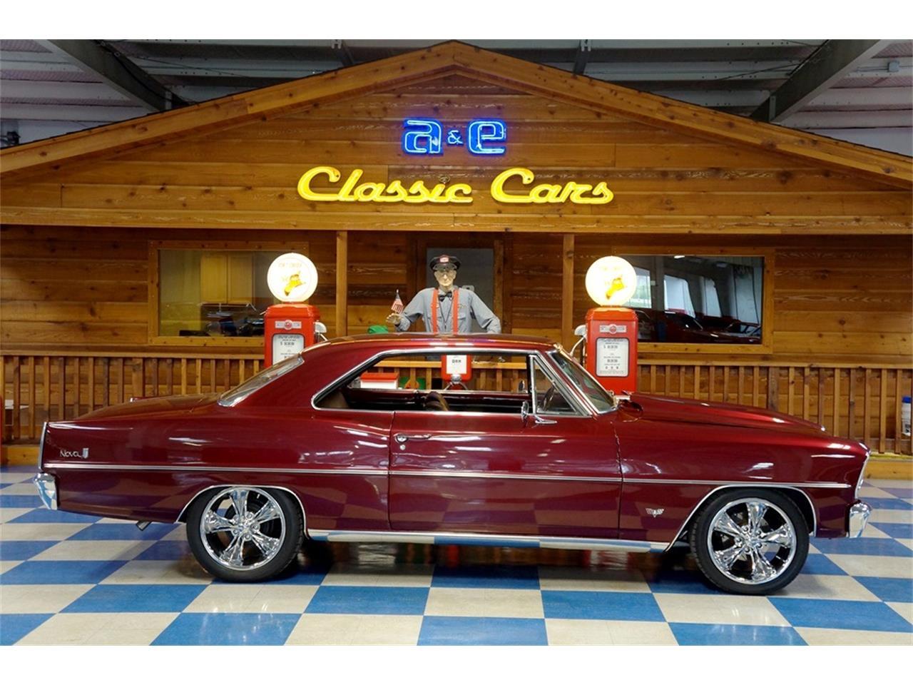1966 Chevrolet Nova (CC-1199710) for sale in New Braunfels, Texas
