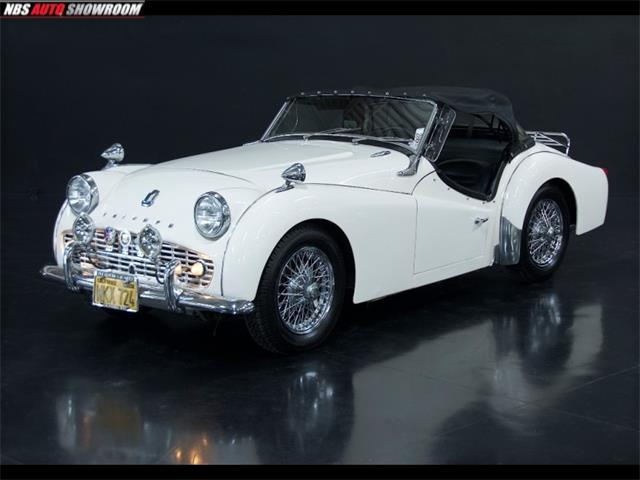 1962 Triumph TR3B (CC-1199746) for sale in Milpitas, California