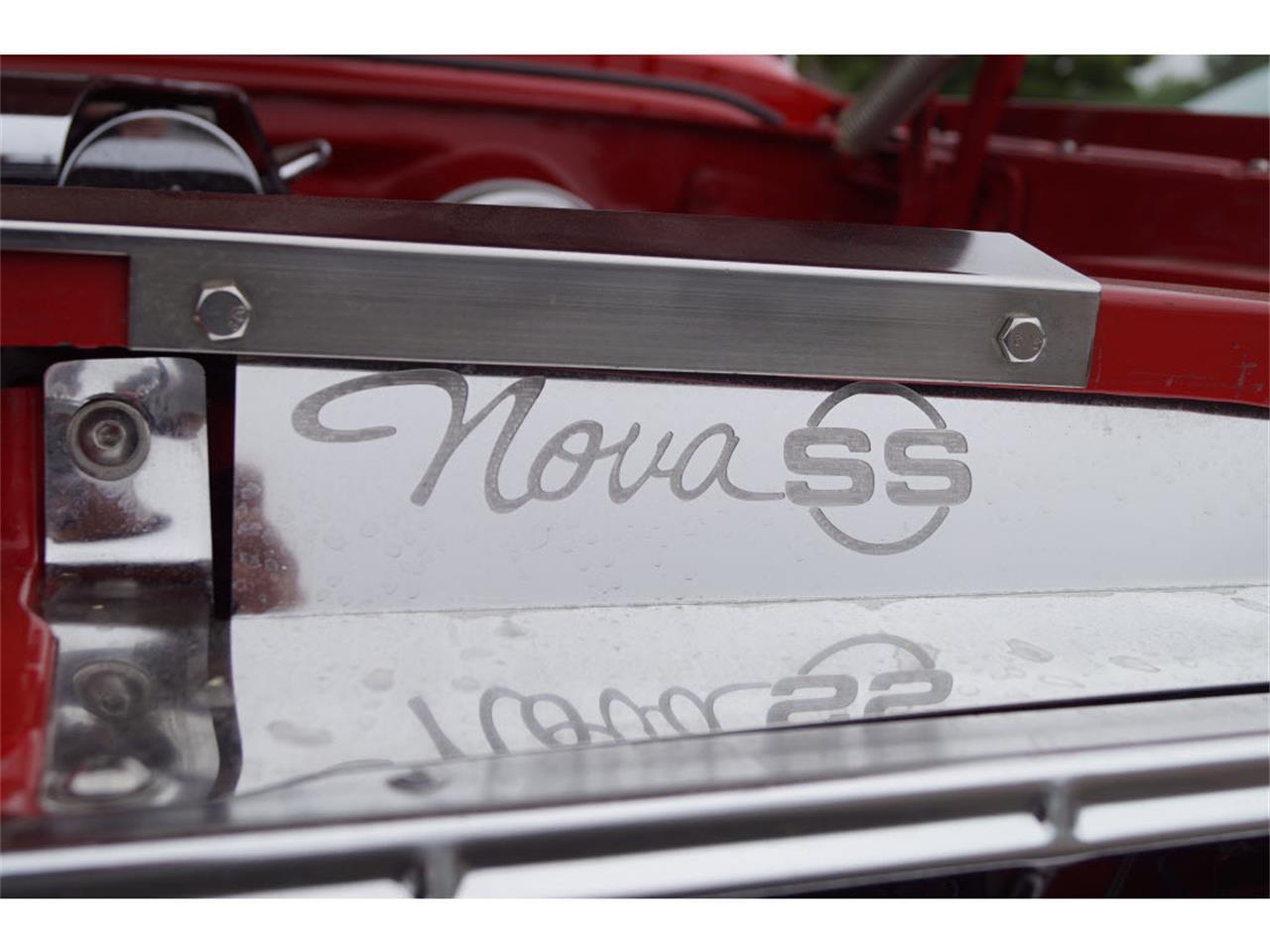 1963 Chevrolet Nova SS (CC-1199774) for sale in BRICK, New Jersey