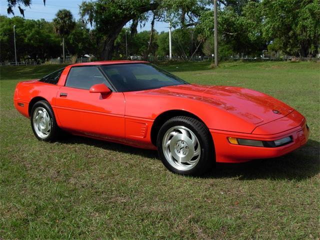 1995 Chevrolet Corvette (CC-1199829) for sale in Palmetto, Florida