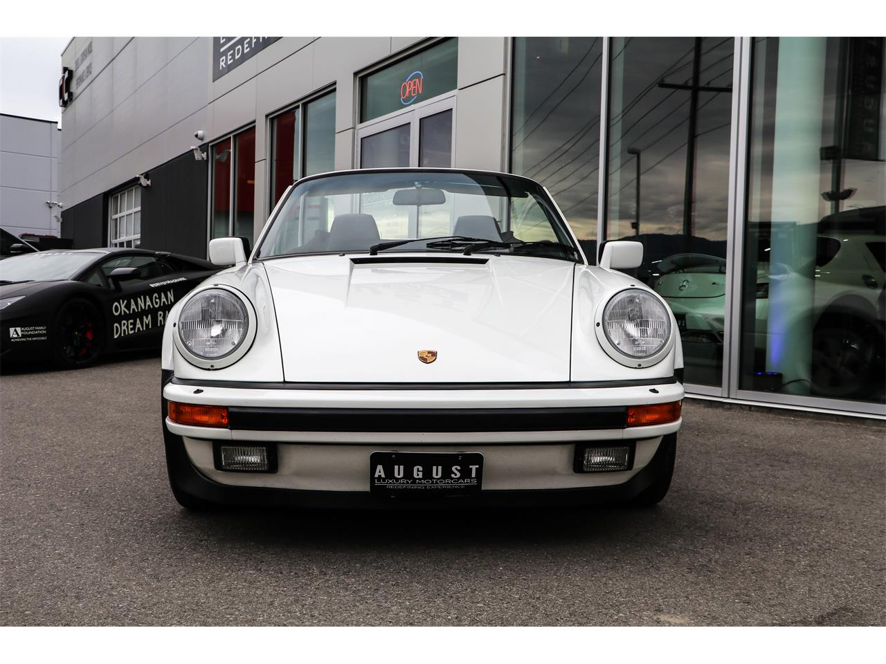 1989 Porsche 911 Turbo For Sale Classiccarscom Cc 1199850