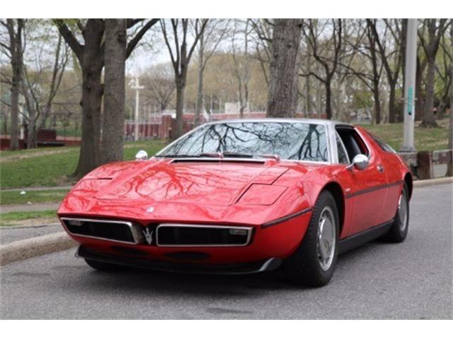1973 Maserati Bora (CC-1199860) for sale in Astoria, New York