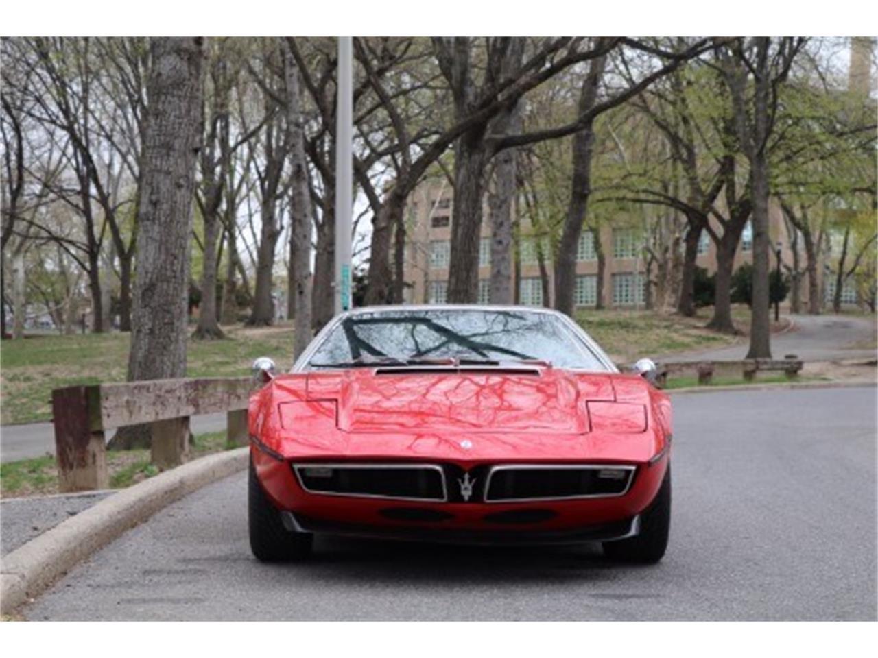 1973 Maserati Bora (CC-1199860) for sale in Astoria, New York