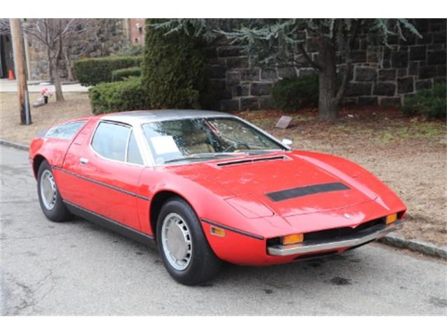 1974 Maserati Bora (CC-1199864) for sale in Astoria, New York