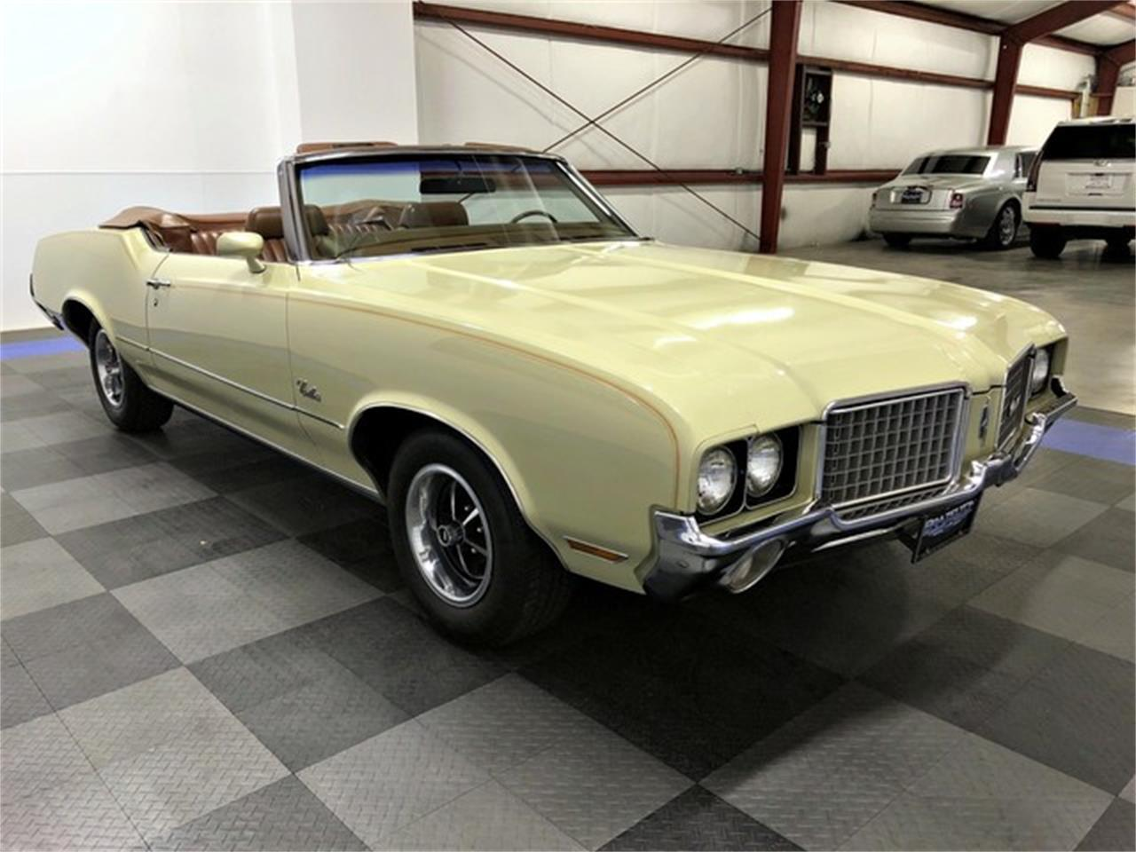1972 Oldsmobile Cutlass (CC-1199872) for sale in Houston, Texas