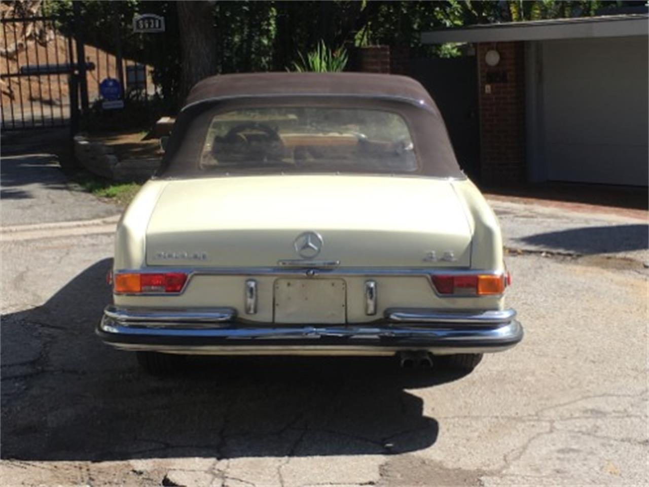 1971 Mercedes-Benz 280SE (CC-1199878) for sale in Astoria, New York
