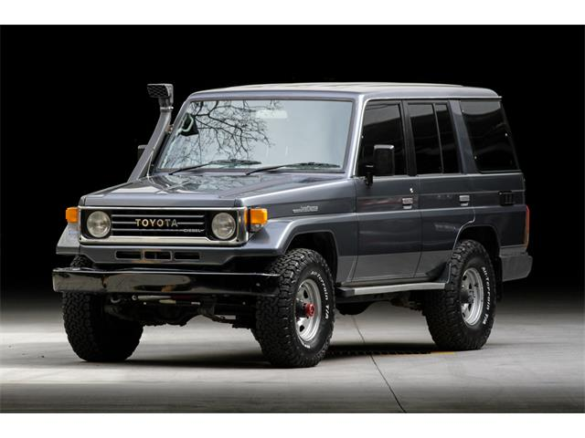 1991 Toyota Land Cruiser FJ (CC-1199888) for sale in Boise, Idaho
