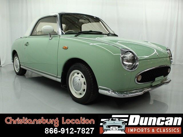 1991 Nissan Figaro (CC-1199956) for sale in Christiansburg, Virginia