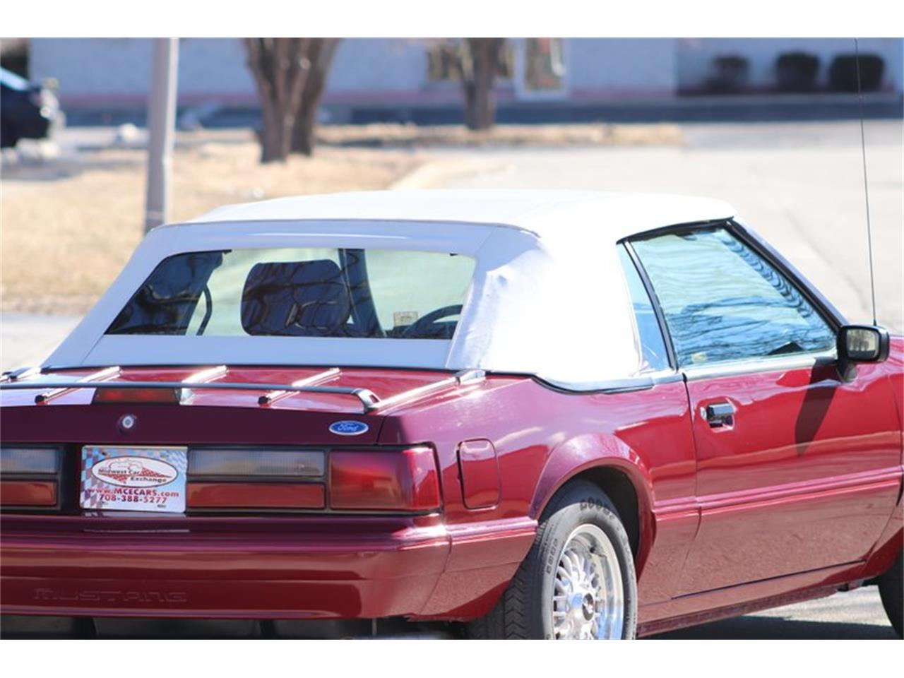 1989 Ford Mustang (CC-1199997) for sale in Alsip, Illinois