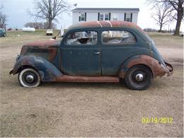 1937 Ford Tudor (CC-120680) for sale in Parkers Prairie, Minnesota