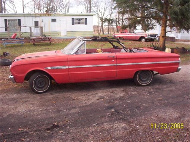1963 Ford Falcon (CC-120685) for sale in Parkers Prairie, Minnesota