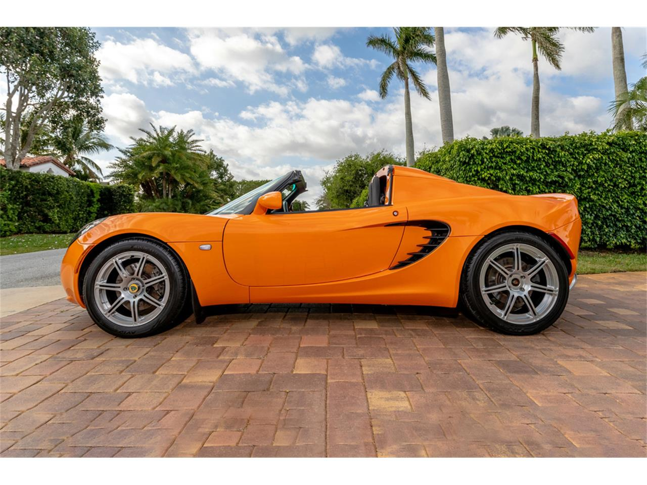 2007 Lotus Elise For Cliccars Cc 1200000