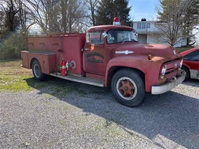 1956 Ford F-Series (CC-1200100) for sale in Cadillac, Michigan