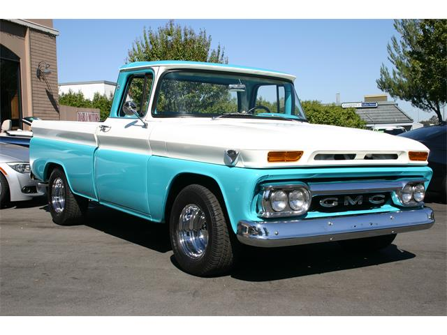 1963 GMC 1000 (CC-1201018) for sale in SAN RAMON, California