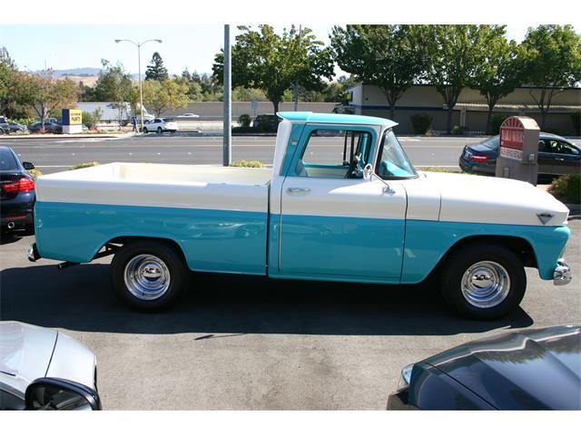 1963 GMC 1000 (CC-1201018) for sale in SAN RAMON, California