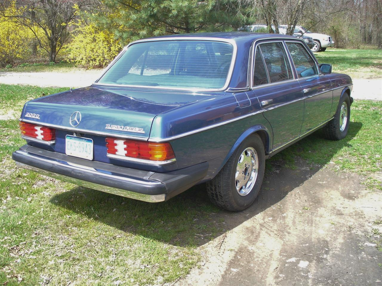 1985 Mercedes-Benz 300D (CC-1201019) for sale in Newville, Pennsylvania