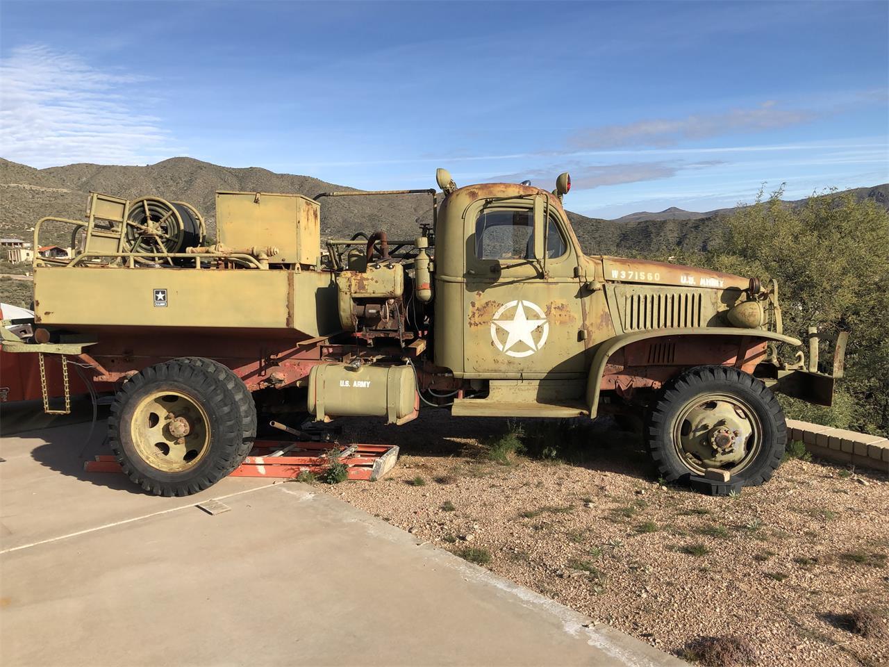 1942 Chevrolet 1-1/2 Ton Pickup (CC-1201021) for sale in Cave Creek, Arizona