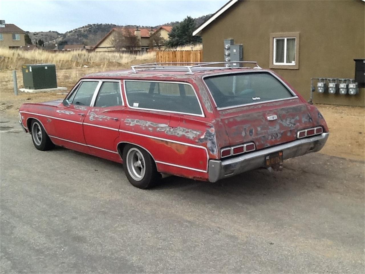 1967 Chevrolet Station Wagon (CC-1201022) for sale in Gardena, California