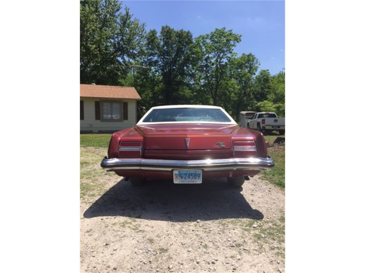 1973 Pontiac Grand Prix (CC-1200107) for sale in Cadillac, Michigan