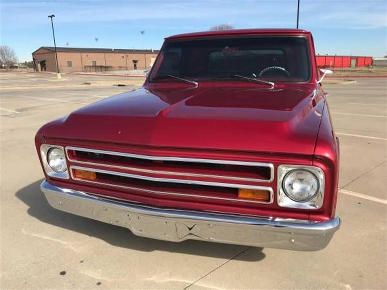 1967 Chevrolet C10 (CC-1200108) for sale in Cadillac, Michigan