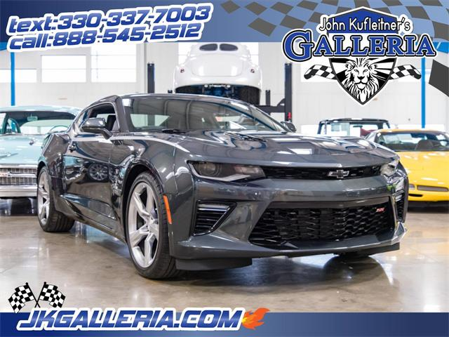 2017 Chevrolet Camaro (CC-1201091) for sale in Salem, Ohio